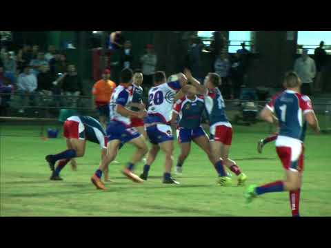 Chile v Thailand Rugby League, Sep 30 2017 -  Second Half