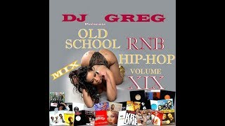 ✅  OLD SCHOOL RNB HIP-HOP MIX 90's VOL.19