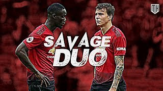 Eric Bailly & Victor Lindelof || Crazy Defensive Skills || 2019 ▪ HD