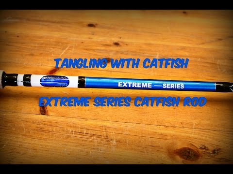 Tangling With Catfish Extreme Series Catfish Rod
