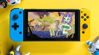 Cuphead on Nintendo Switch!
