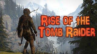 Субботний стримчик по Rise of the Tomb Raider! #3