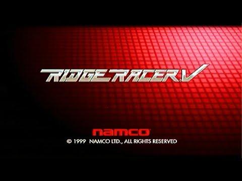 難易度NORMALでこのムヅ詐wwwww - リッジレーサーV / RIDGE RACER V