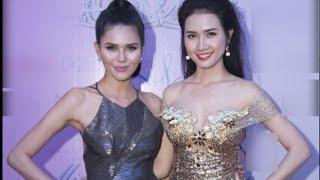 tin tuc sao viet_Phan Thị Mơ lần đầu hở bạo, hội ngộ Á hậu Kim Nguyên tại sự kiện