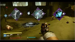 Destiny (how to Charge Agonarch Runes and use it)