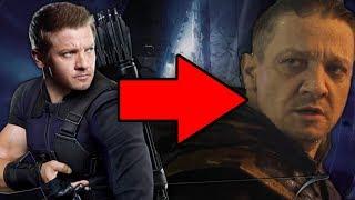 Why Hawkeye Becomes RONIN Explained! - Avengers: Endgame Theory