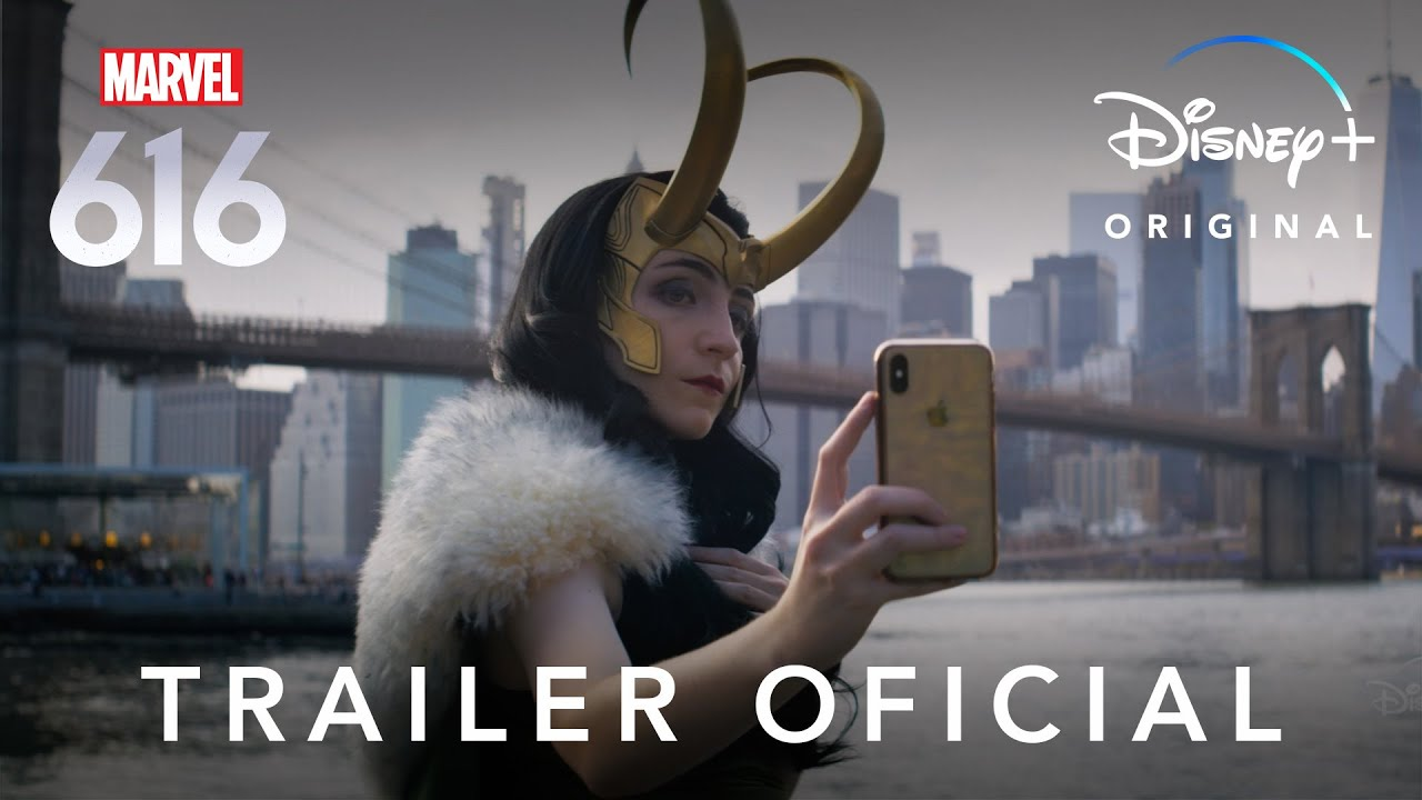 Marvel 616 | Trailer Oficial Dublado | Disney+