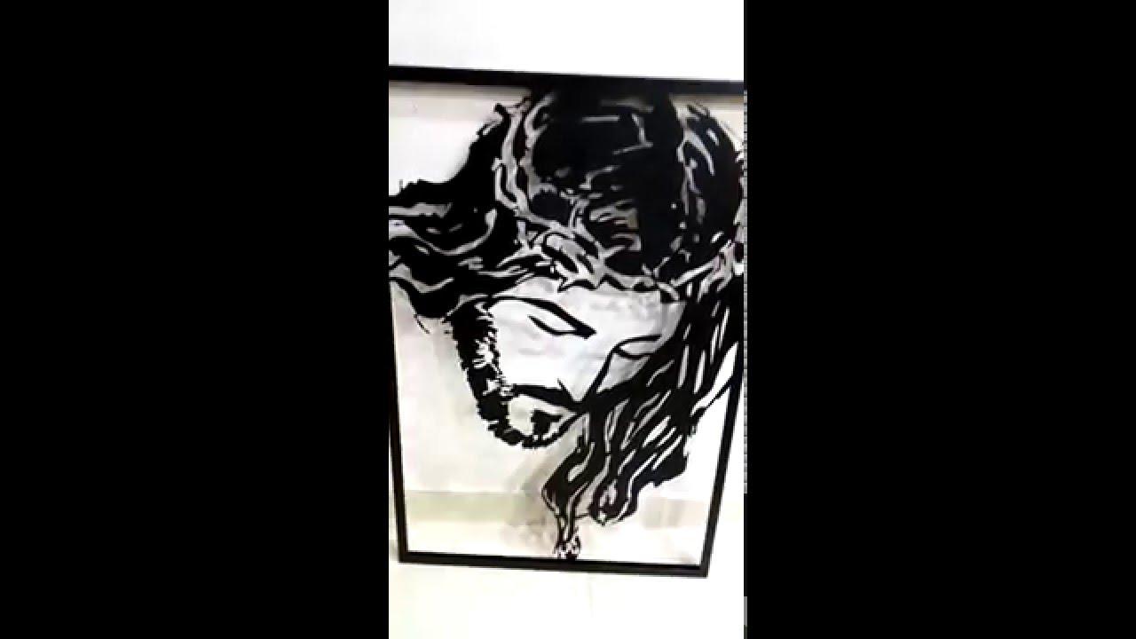 Cuadro De Jesucristo Youtube
