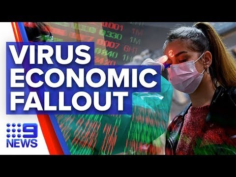Coronavirus Economic Impact Could Be Worse Than Bushfires | Nine News Australia