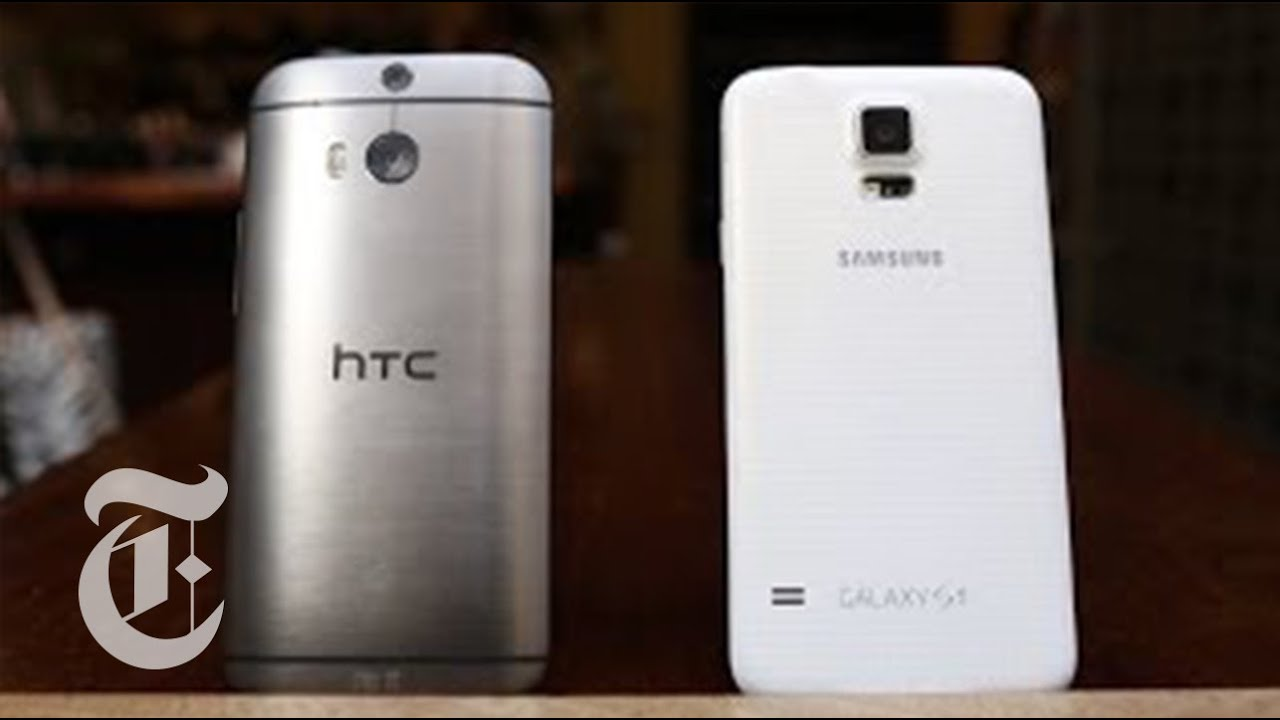 The HTC One (M8) vs. the Samsung Galaxy S5 | Molly Wood ...Htc One Max Vs Galaxy S5