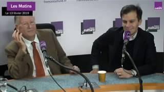 Dans les coulisses de l'Élysée avec Gaspard Gantzer et Alain Duhamel