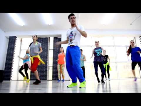 Nicky Jam Y Enrique Iglesias El Perdón  Zumba With Kamil  NERO DANCE CENTER