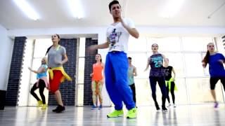 Nicky Jam y Enrique Iglesias El Perdón  Zumba with Kamil  NERO DANCE CENTER