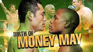 The Fight That Made Floyd Mayweather A Superstar (vs Oscar De La Hoya)