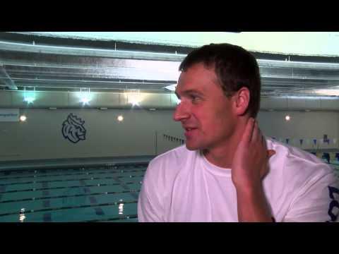 Olympic swimmer Ryan Lochte