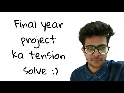 Download Final year project discussion apke saare sawalo ke jawab