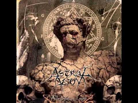 ASTRAL AEON (Grc) - Allegories of Light (2008)