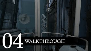 Portal 2 Campaign Walkthrough Part 4 (No Commentary/Full Game)