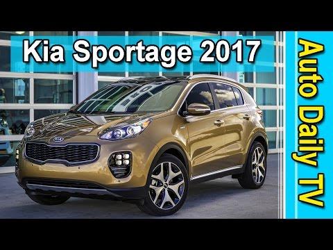 Kia Sportage 2017 | Auto Daily