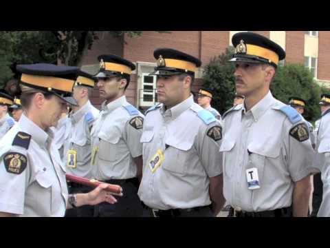 Training to be a Mountie in Saskatchewan - Lonely Planet travel video