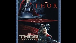 Baixar Thor/Thor: The Dark World Double Pack Blu-Ray Unboxing!