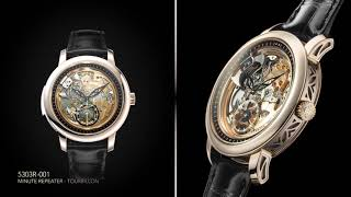 Patek Philippe introduces three new Grand Complications