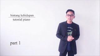 Tutorial Piano Bintang Kehidupan-Nike Ardila by Adi PART 1