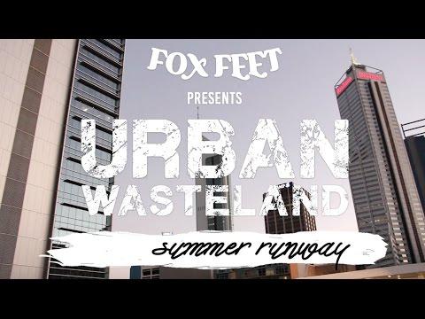 Urban Wasteland Fashion Show 2017