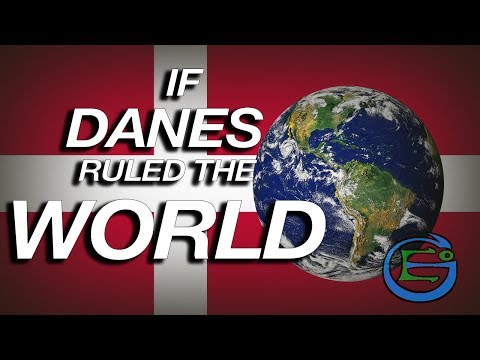 If DANES ruled the world (Geography Now)