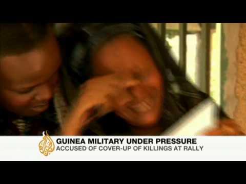 Guinea junta accused of cover-up - 21 Oct 09