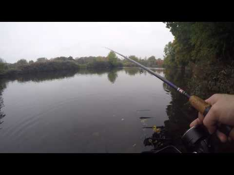 Stick Float Fishing River Trent