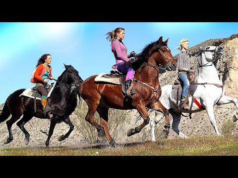 🔥 Western Girls - Film COMPLET en Français (Comédie, Famille)