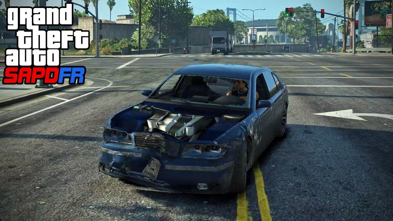 GTA SAPDFR - DOJ 15 - Road Rage (Criminal)