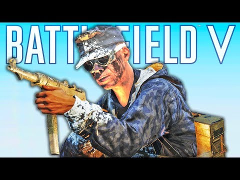 STG-44, MP40 + MG34 Gameplay Battlefield 5 Closed Alpha 2