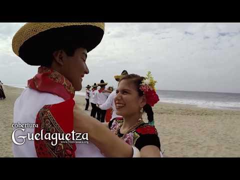 Cobertura Guelaguetza 2018: Fiestas de la Santa Cruz - Salina Cruz (Promocional #2)