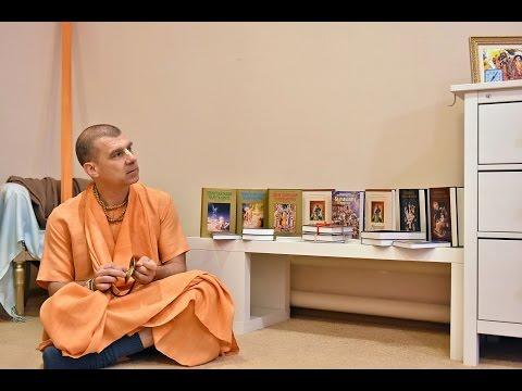 Шримад Бхагаватам 1.15.24 - Бхакти Расаяна Сагара Свами