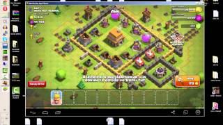 Android Oyunlarını Bilgisayarda Açmak ( Clash Of Clans, Clash Royale Oyunları ) START BLUESTACKS