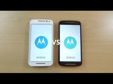 Moto G 3rd Gen VS Moto G 2nd Gen - Speed & Camera Test!