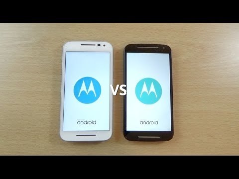 Moto G 3rd Gen VS Moto G 2nd Gen - Speed & Camera Test!