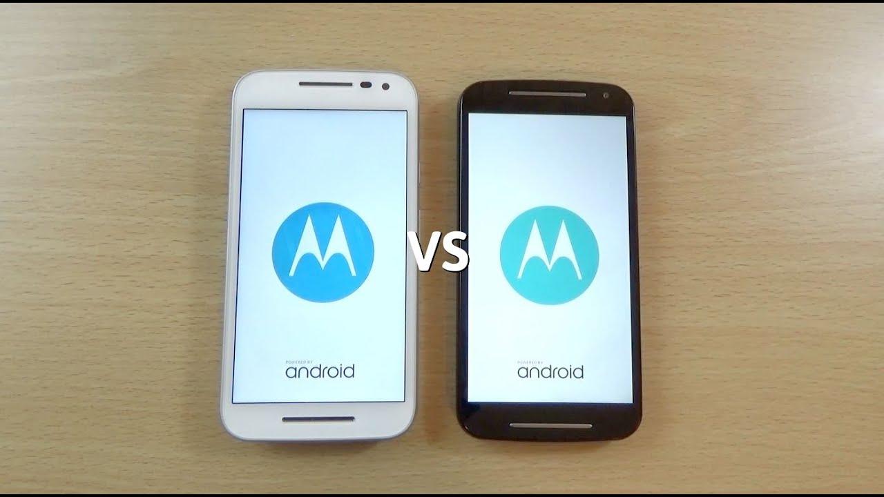 Moto G Plus Vs Iphone
