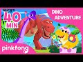 Tyrannosaurus Rex and more | +Compilation | Dino Adventure | Pinkfong Songs for Children