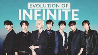 Video The Evolution of INFINITE (인피니트) - Tribute to K-POP LEGENDS download MP3, 3GP, MP4, WEBM, AVI, FLV September 2017