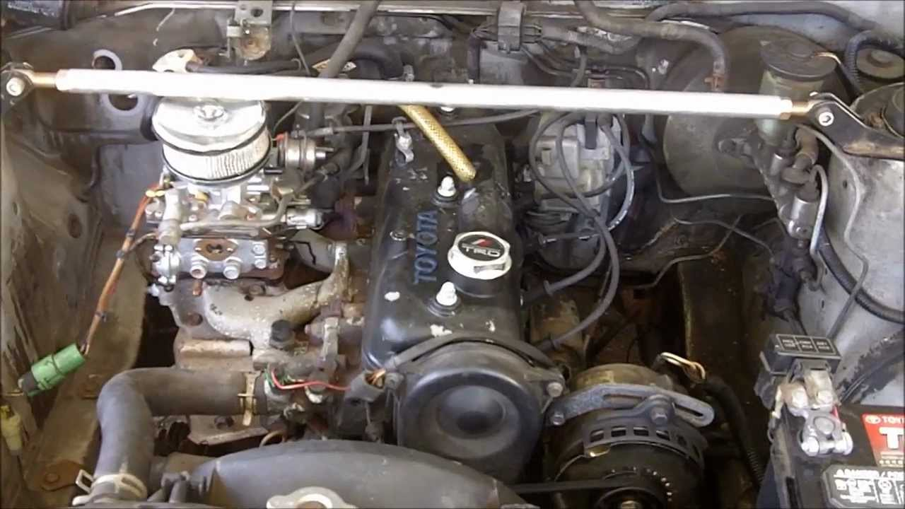 ae86 engine mount replacement youtube rh youtube com AE86 SR5 for Headers 4Ac Corolla SR5