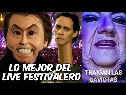 LIVES FESTIVALEROS! Lo Mejor del GOTH #117 en Español - GOTH