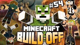 Minecraft Build Off #54 - DIERENTUIN