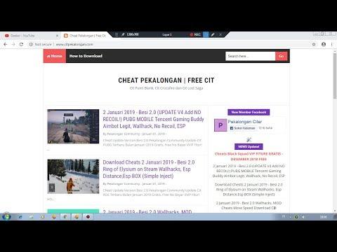 Cara Download Cit PB Zepetto 2019 - (Cheat Pekalongan)