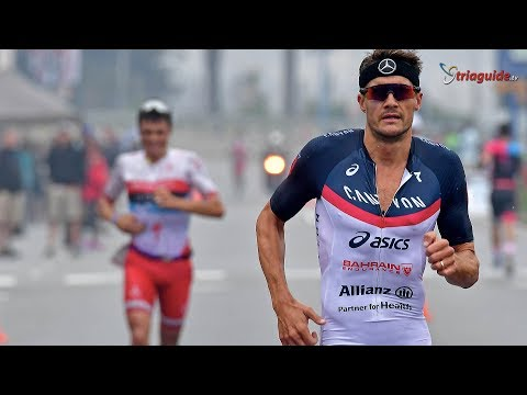 Jan Frodeno wins IRONMAN 70.3 World Championships 2018