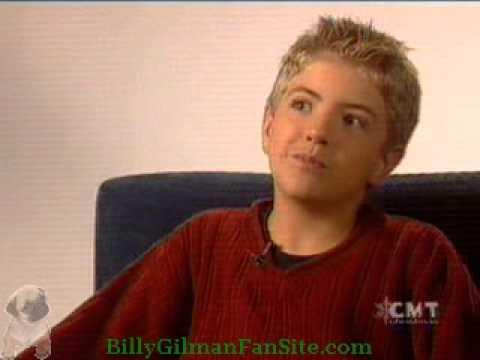 Billy Gilman - interview Christmas memories