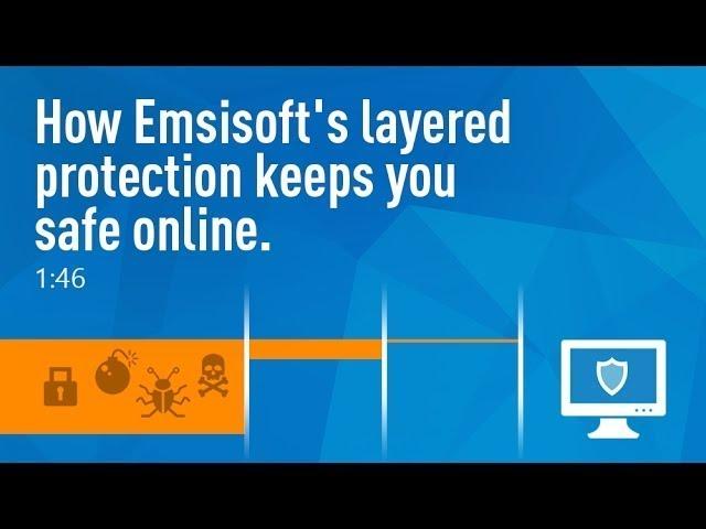 How Emsisoft's layered protection keeps you safe online | Emsisoft