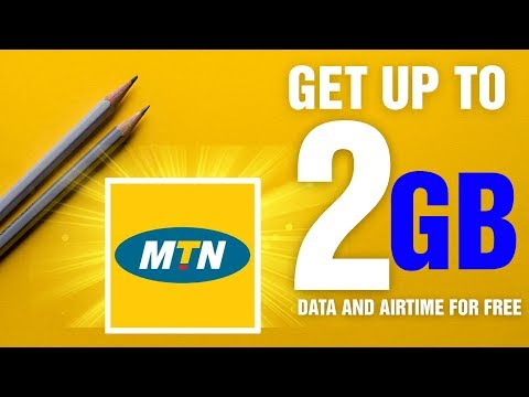 Get Up To 2GB And 20 Cedis AIRTIME FOR FREE - MTN GHANA Loyalty Rewards